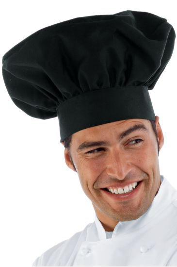 Cappello Cuoco - Isacco Nero