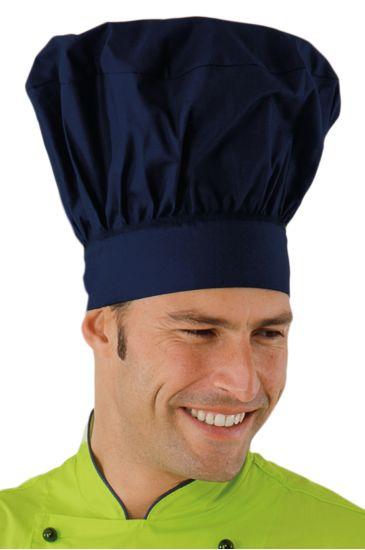 Cappello Cuoco - Isacco Blu