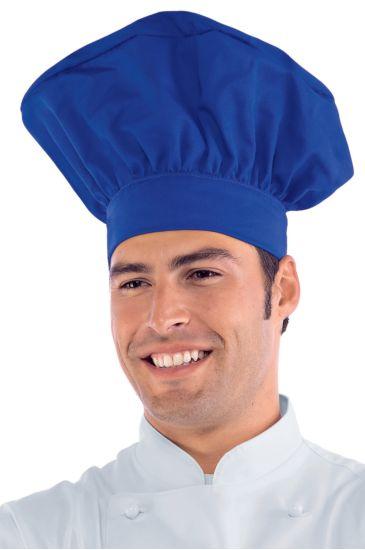 Cappello Cuoco - Isacco Blu Cina