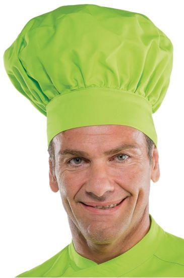 Cappello Cuoco - Isacco Verde Mela