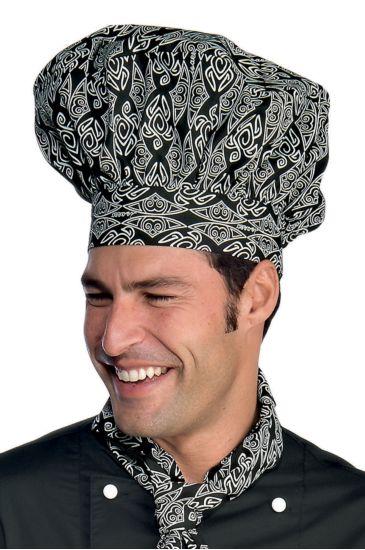 Cappello Cuoco - Isacco Maori 91