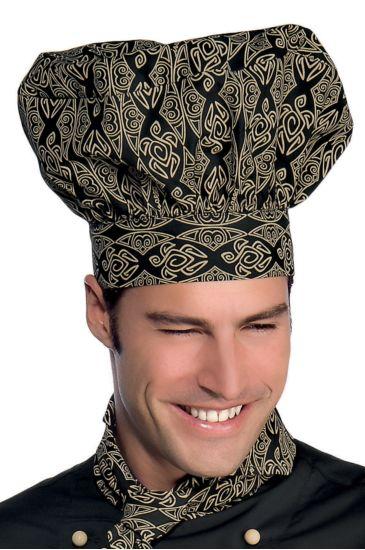Cappello Cuoco - Isacco Maori 92