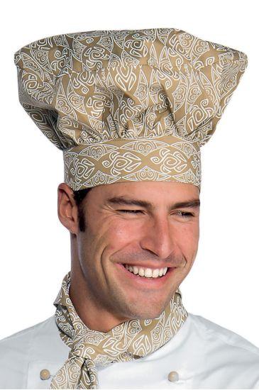 Cappello Cuoco - Isacco Maori 95