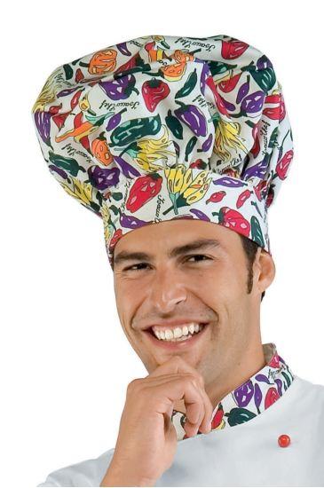 Cappello Cuoco - Isacco Pepper
