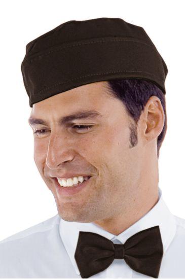 Adjustable hat sachet - Isacco Dark Brown