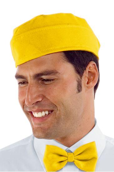 Adjustable hat sachet - Isacco Yellow