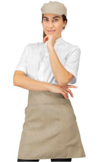 Ballantyne apron - Isacco Natural