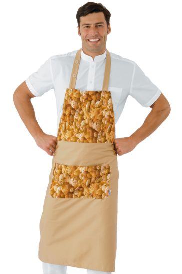 Dayton apron cm 95x95 - Isacco Bread