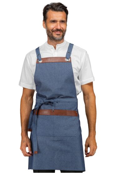 Milford apron - Isacco Jeans