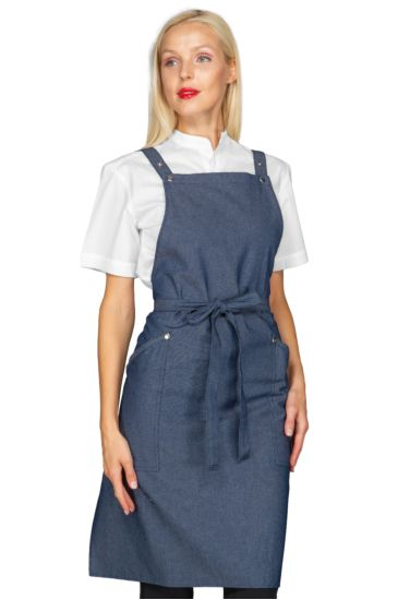 Watson apron - Isacco Jeans