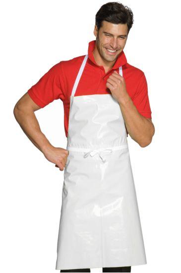 Wax breast apron cm 70x90 - Isacco Bianco