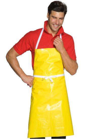 Wax breast apron cm 70x90 - Isacco Yellow