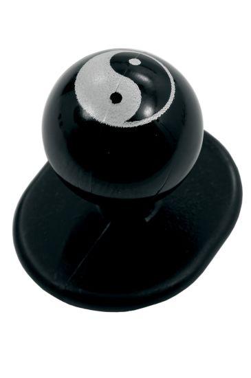 Confezione 10 Bottoni a pallina antipanico - Isacco Yin Yang