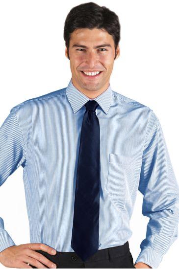 Cravatta classica - Isacco Blu