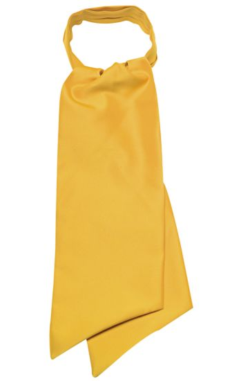Ascot scarf - Isacco Yellow