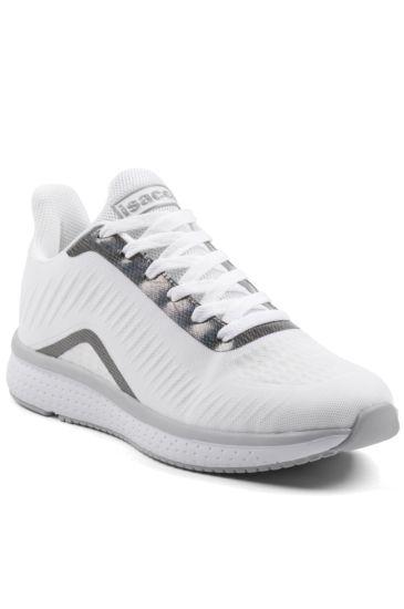 Scarpa Sneaker King Unisex - Isacco Bianco