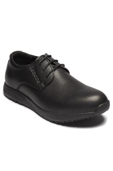 Unisex slip resistant shoes Newton - Isacco Nero