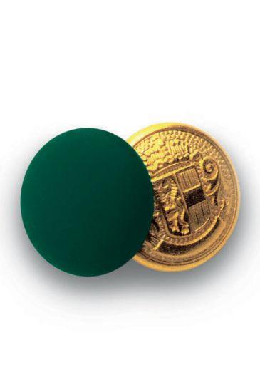 Bottoni gemello Oro + Colore - Isacco Verde