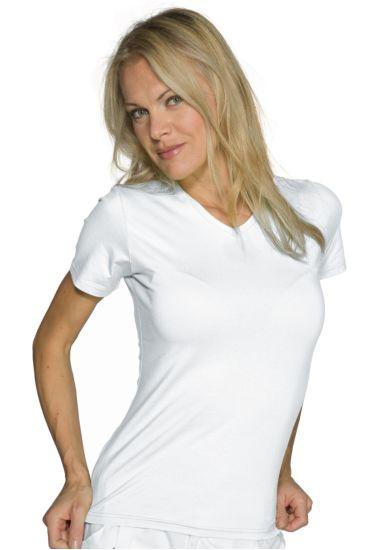 Strethc T-shirt - Isacco Bianco