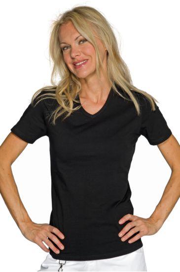 Strethc T-shirt - Isacco Nero