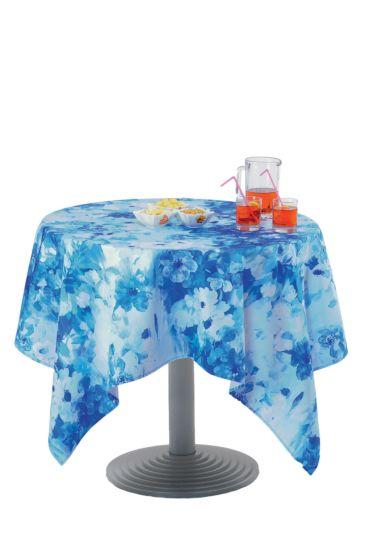 Acquatello tablecloth - Isacco Turquoise