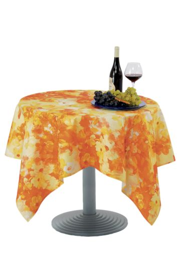 Acquatello tablecloth - Isacco Orange