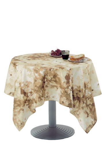 Acquatello tablecloth - Isacco Brown
