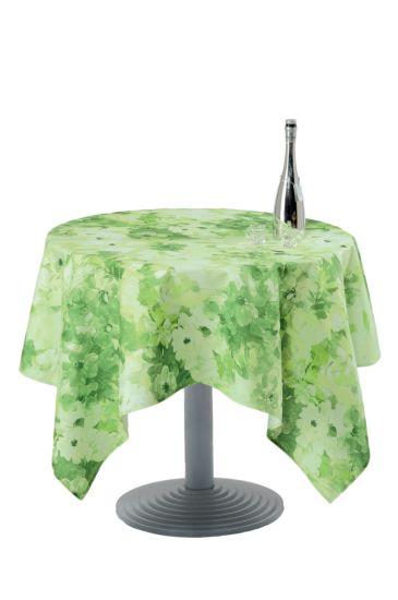 Acquatello tablecloth - Isacco Apple Green