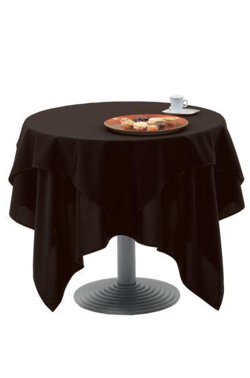 Elegance tablecloth - Isacco Dark Brown