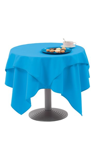 Elegance tablecloth - Isacco Turquoise