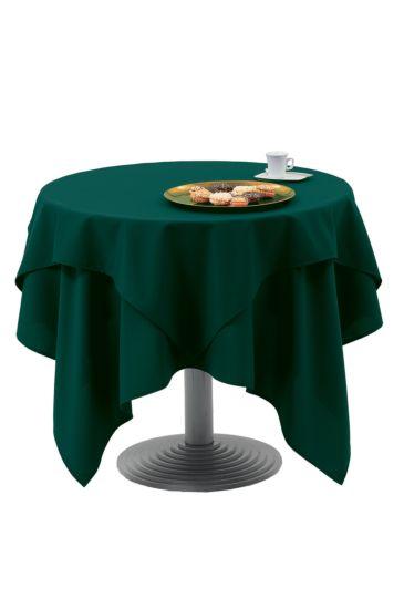 Elegance tablecloth - Isacco Dark Green