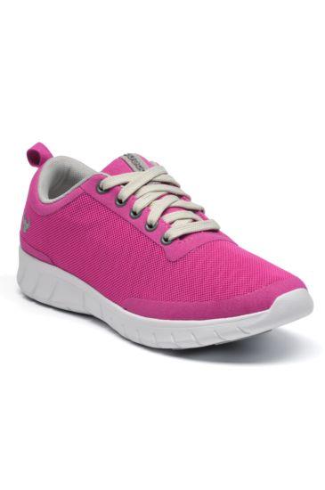 Slip resistant Alma shoes - Isacco Fuchsia