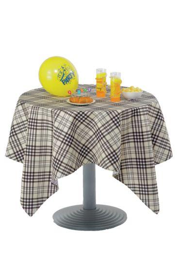 Tartan tablecloth - Isacco Cream