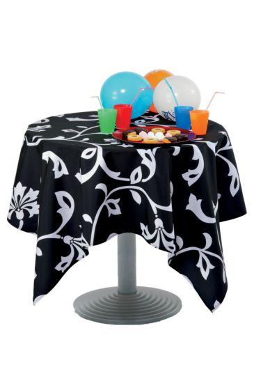 Venezia tablecloth - Isacco Nero